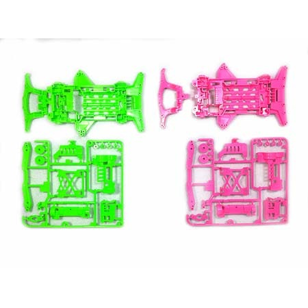 [95240] SuperXX FI Chassis Pink Green