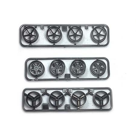[95244] Mini 4WD Carbon Rein Wheel L Dia