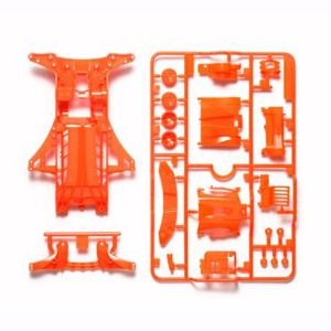 [95509] FM-A Fluorescent-Color Chassis Set (Orange) (8월 초 입고 예정)